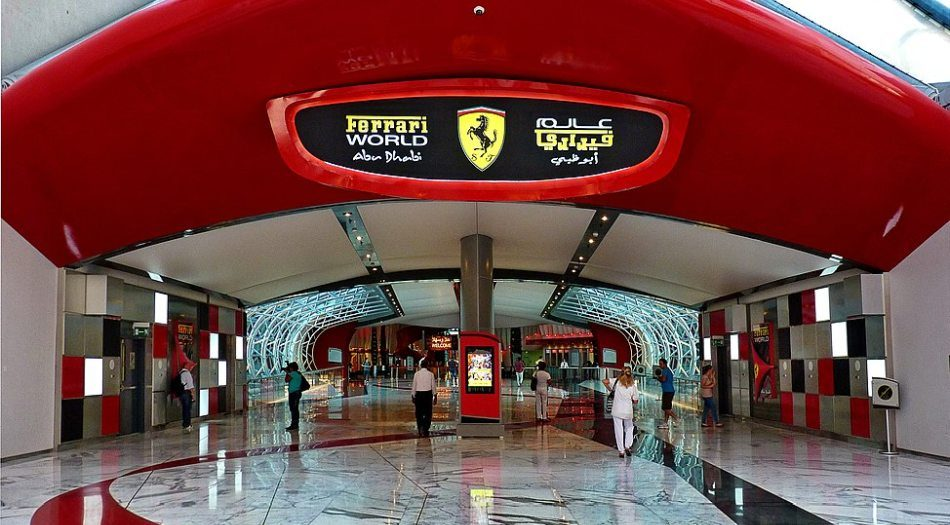 Ferrari World Tickets - Flat 14% Discount